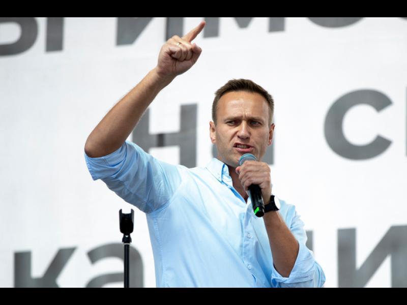 Навални говори с германски прокурор, смята да се върне в Русия - картинка 1