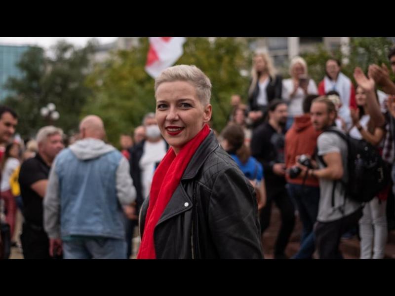 Лидерка на опозицията в Беларус е отвлечена