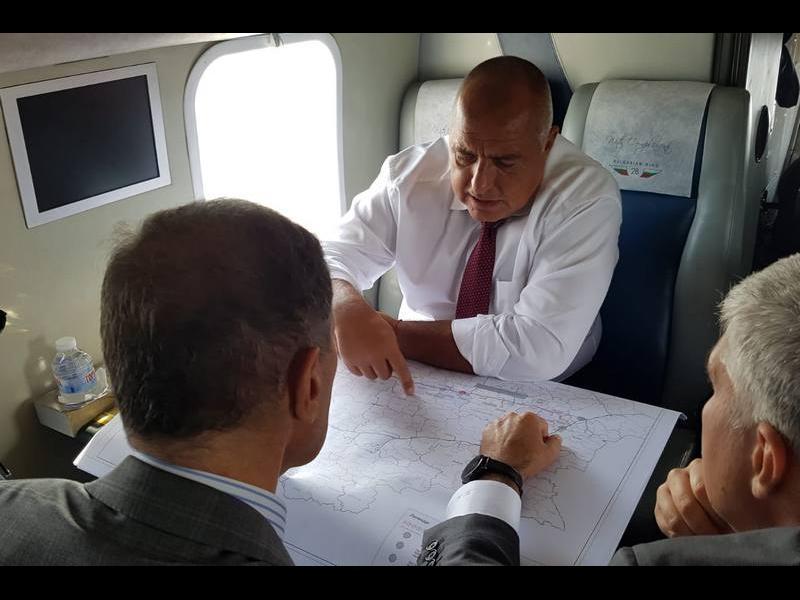 """Колко пъти излъга Борисов за """"Турски поток"""""""