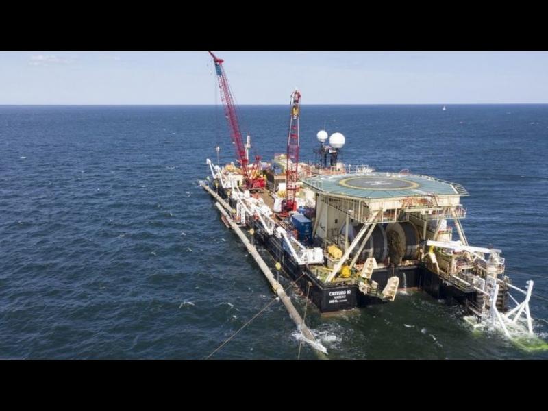 """Корабните застрахователи спират да работят с """"Турски поток"""" и """"Северен поток 2"""""""