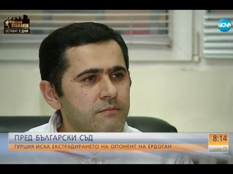 Абдулла Бююк: България ме върна незаконно на Турция
