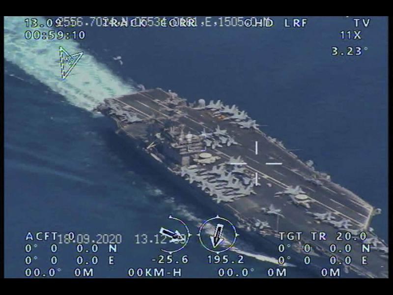 Иран открива нова военноморска база близо до Ормузкия проток