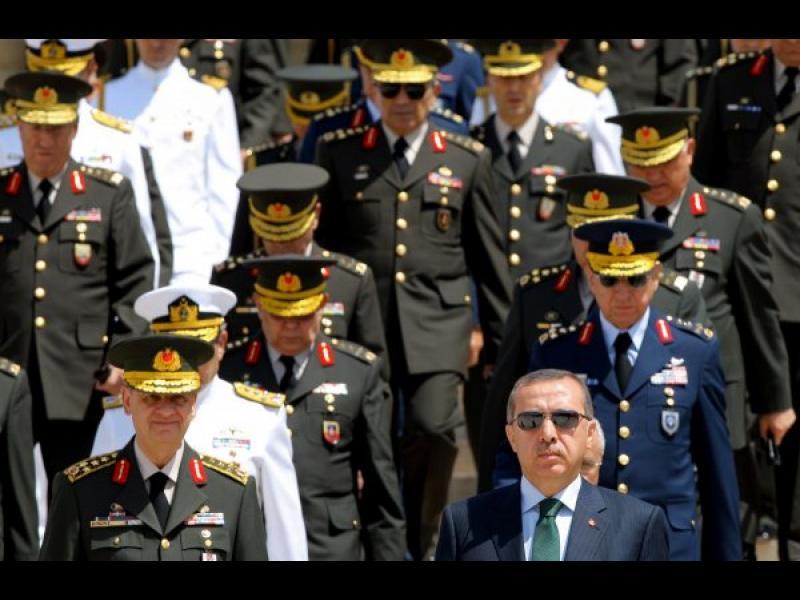 Берлин: Ердоган е поискал от генералите си да потопят гръцки кораб