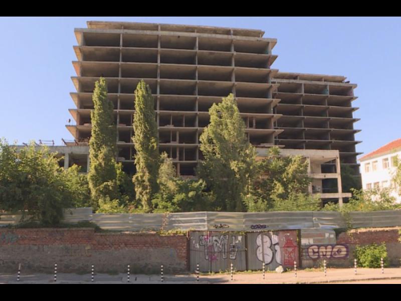 Решено: бутат скелета и строят нова сграда за детската болница в София - картинка 1
