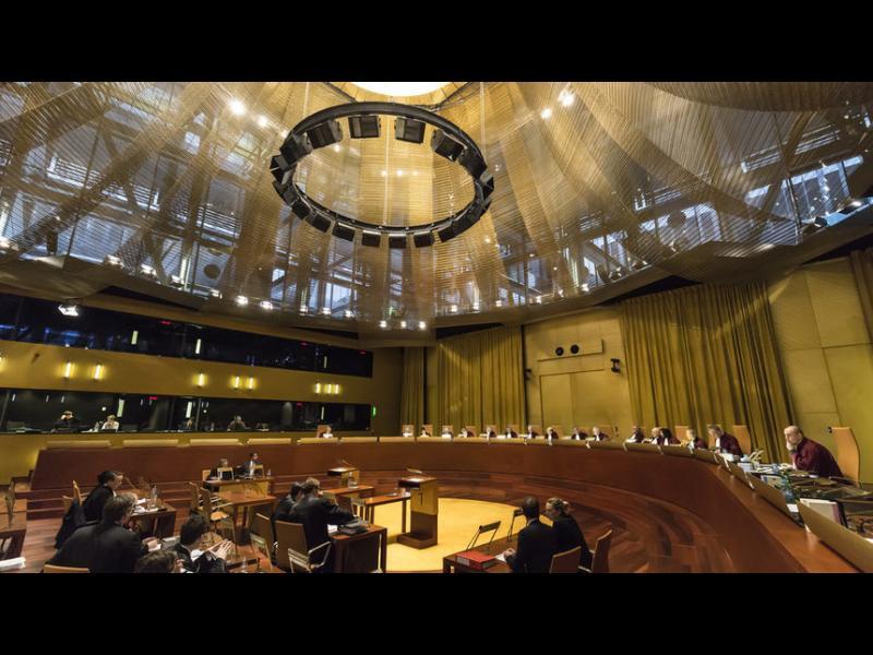 Съдът в Люксембург: Мониторингът над България и Румъния е задължителен, но препоръките му - не