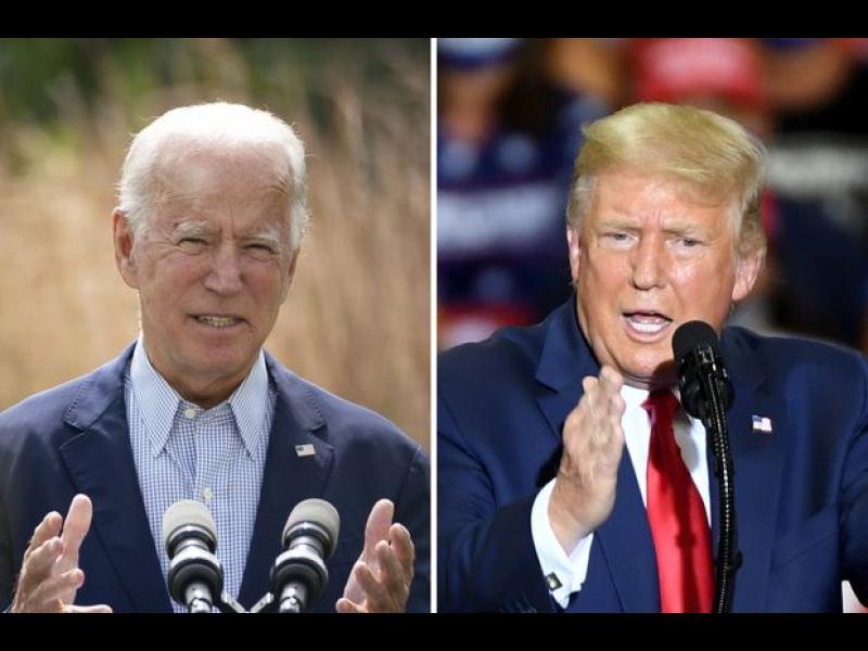 Месец и половина преди изборите в САЩ: Почти сигурна победа на Байдън, чудо трябва на Тръмп