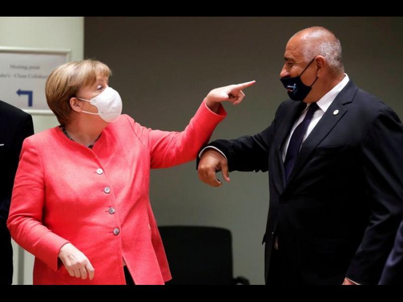 Защо Берлин и Брюксел мълчат за случващото се в България - картинка 1