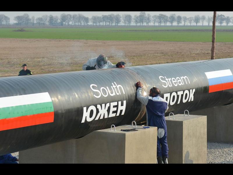 """Американската """"Солар Турбайнс"""" достави газовите компресорни агрегати за станция """"Расово"""" в българския сегмент на Турски поток"""