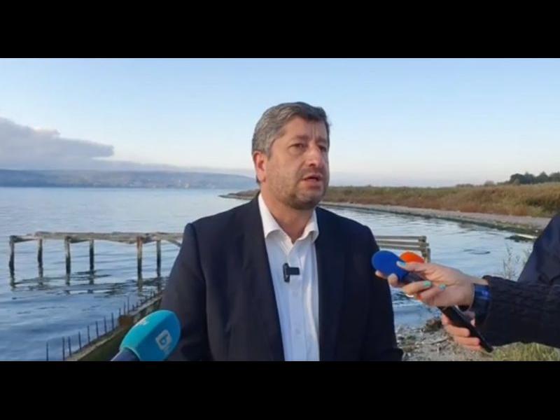 Демократична България дава на прокурор кейовата стена на ТЕЦ-а на Доган (Видео)
