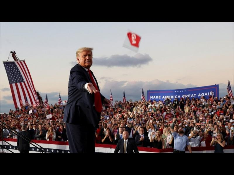 Тръмп вече дава отрицателен тест за COVID. Байдън увеличава преднината си