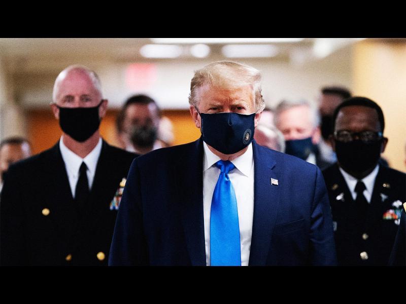 Тръмп и Мелания са с коронавирус - картинка 1