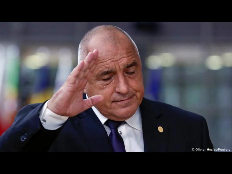 Германски медии: Залезът на Бойко Борисов е видим чак в Брюксел