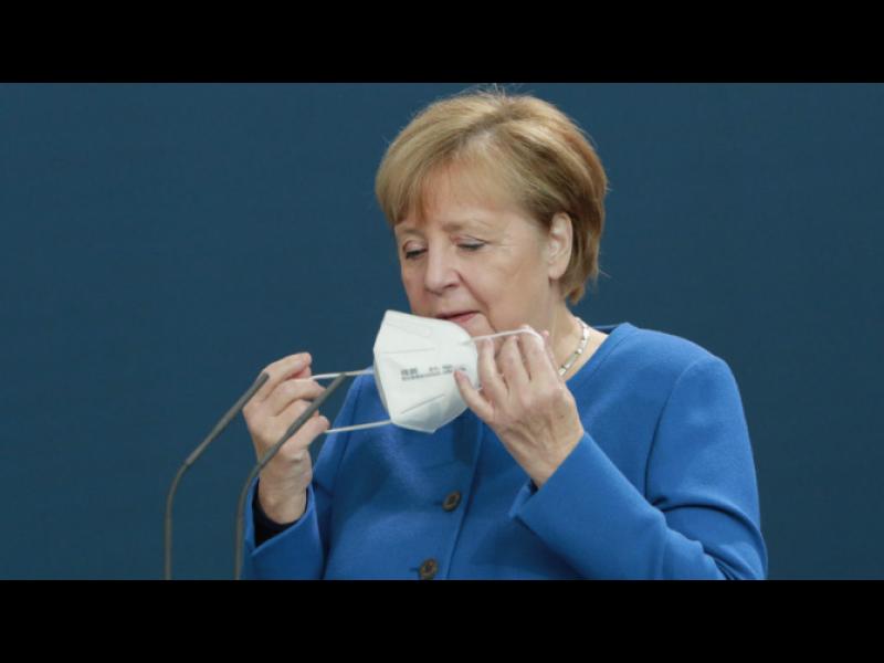 Партията на Меркел отлага конгреса за избор на лидер - картинка 1