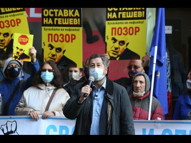 Христо Иванов: Гешев доведе до безпрецедентна криза правовия ред