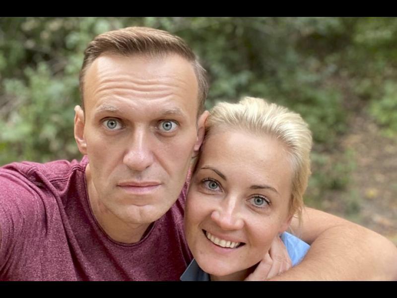 Алексей Навални е номиниран за Нобелова награда за мир