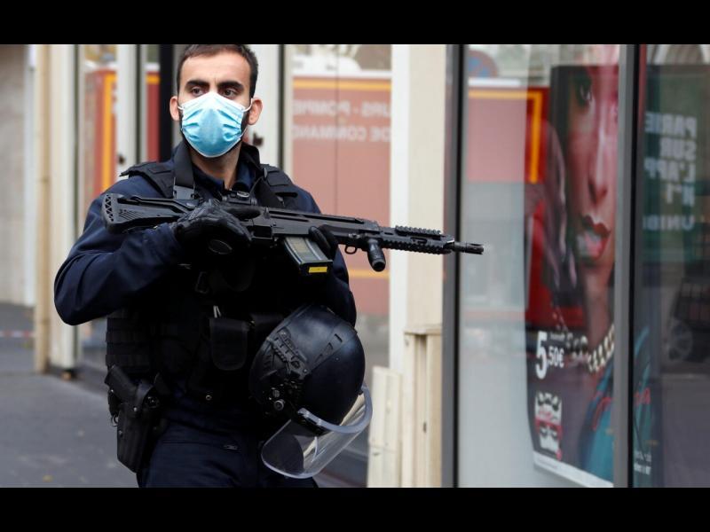 Нападение с нож край църква в Ница: три жертви и няколко ранени