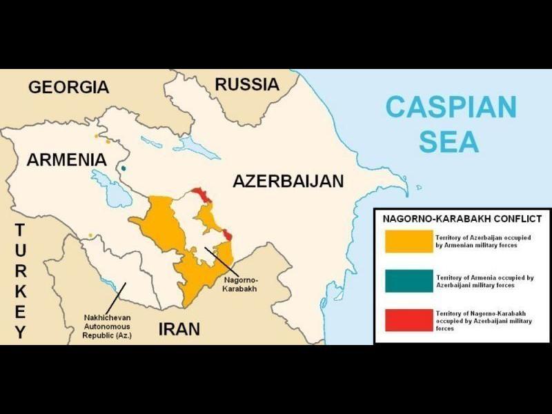 320 загинали военни в Нагорни Карабах, преговорите - все по-малко възможни