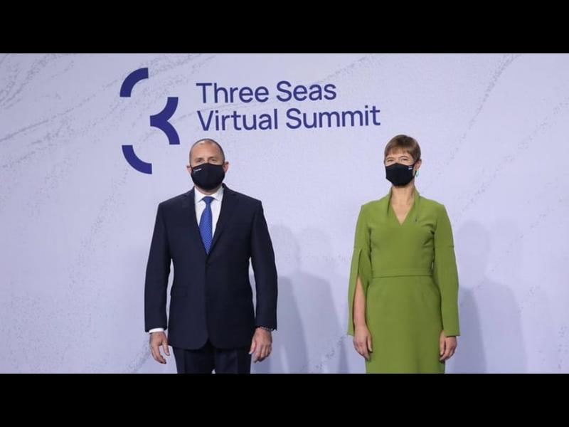 Президентът е с отрицателен тест за коронавирус и след завръщането си от Естония