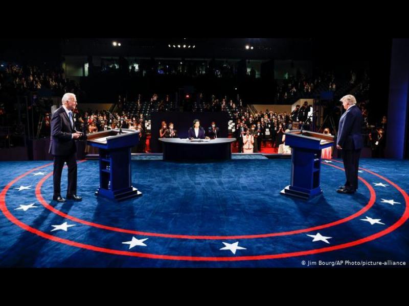 CNN: Според зрителите Байдън е спечелил последния предизборен дебат с Тръмп