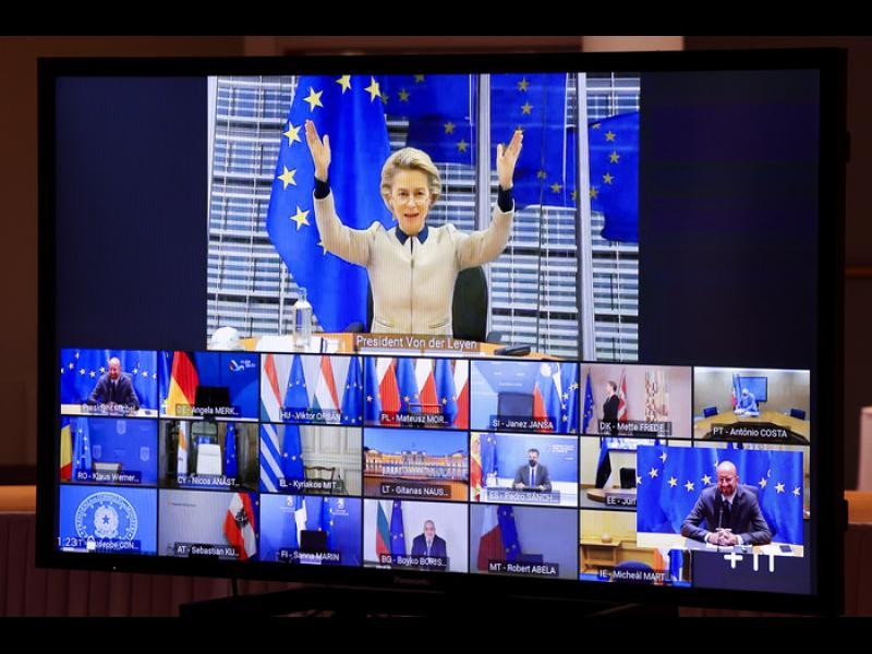 ЕС очаква до месец доставка на две ваксини