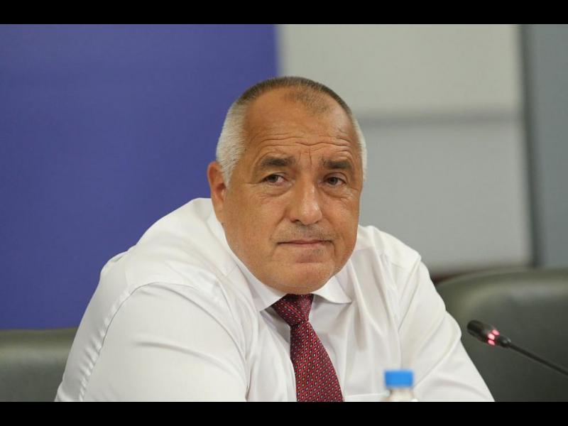 Борисов се хвали с дефицита на България, било потвърждение, че ще изправи държавата след кризата