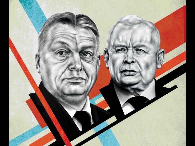 Европа трябва да се изправи срещу Унгария и Полша