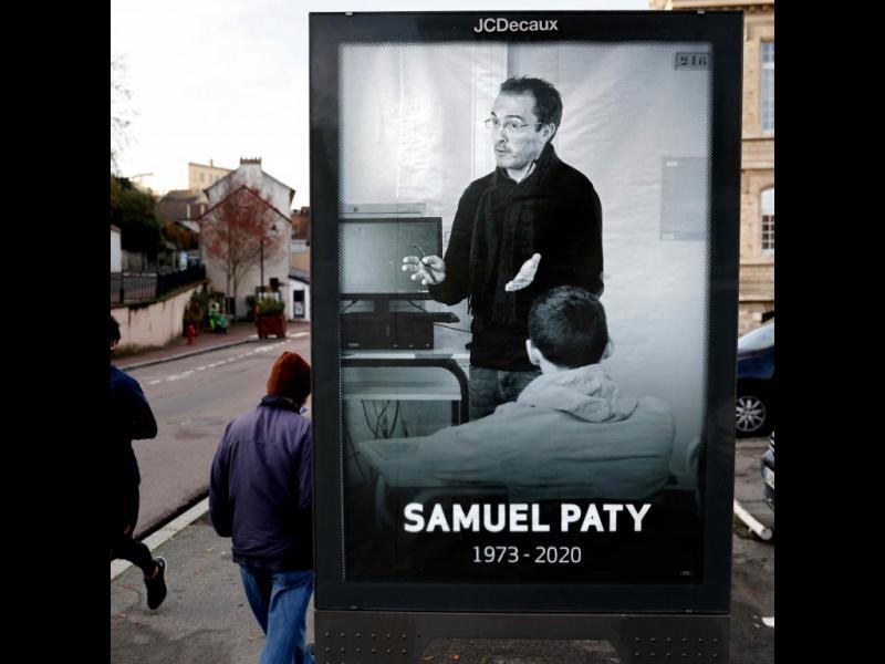 Още четирима тийнейджъри обвинени за убийството на Самюел Пати