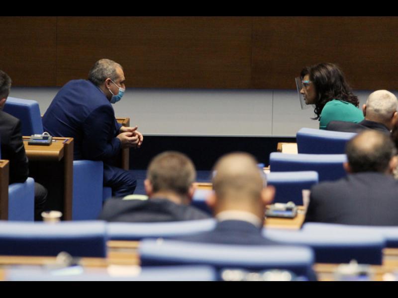 Край на пушилката: Велико народно събрание няма да има