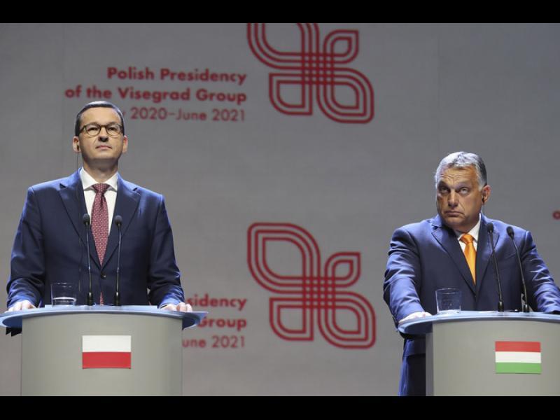 Унгария и Полша – твърдо заедно срещу ЕС
