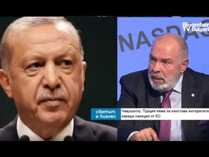 Бившият консул Георги Димов: Байдън иска режимът в Турция да падне, България има повод за притеснение