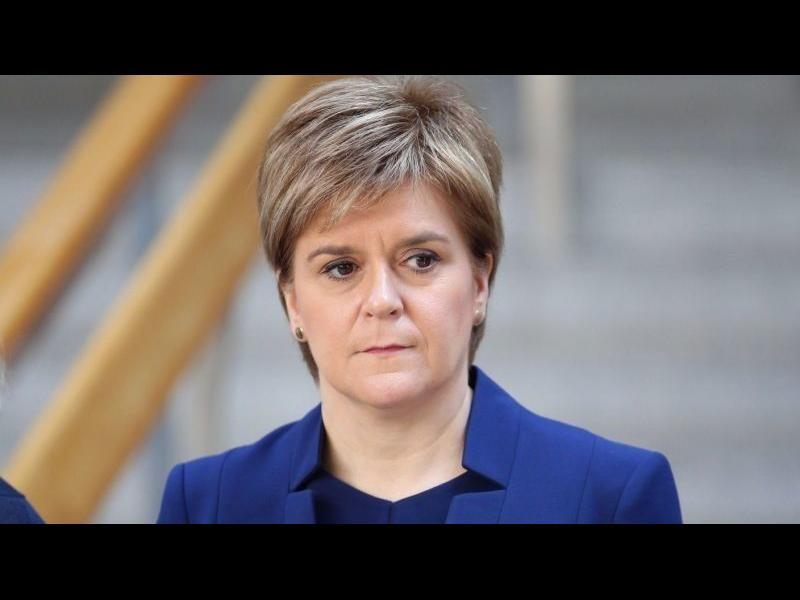 Стърджън: През 2021 г. е възможен референдум за независимост на Шотландия