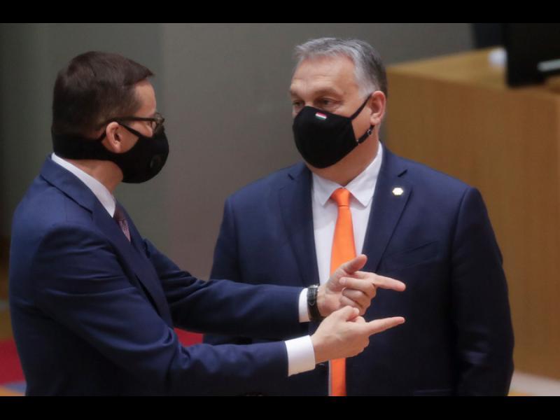 Унгария ще заведе дело за анулиране на декларацията за върховенството на закона в ЕС