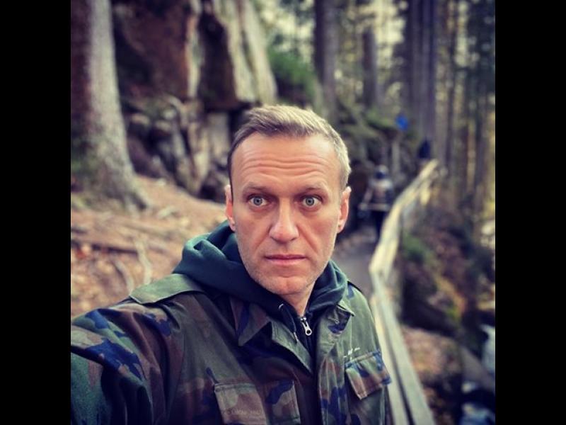 Русия даде ултиматум на Навални да се върне в страната до утре