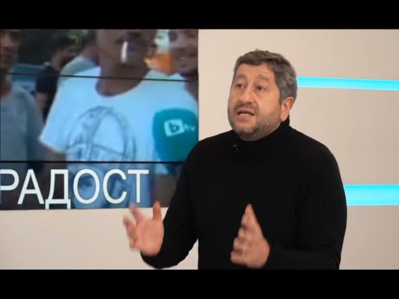 Христо Иванов: Tози не надглавен прокурор, а подглавен прокурор