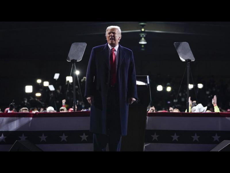 Тръмп се провали в съдебните битки срещу победата на Байдън