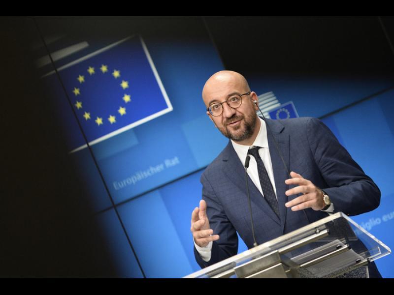ЕС подписа споразумението с Лондон