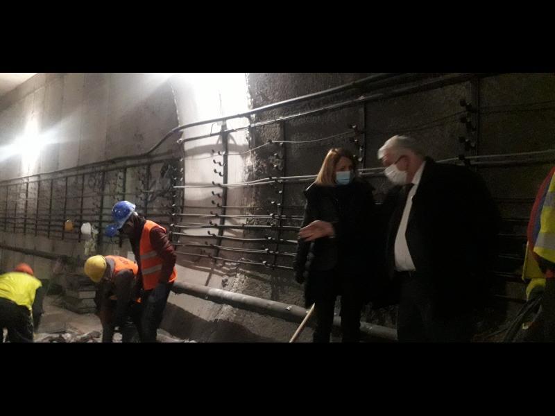 Проблемът с подпочвените води при метрото е стар, но очевидно не е бил решен