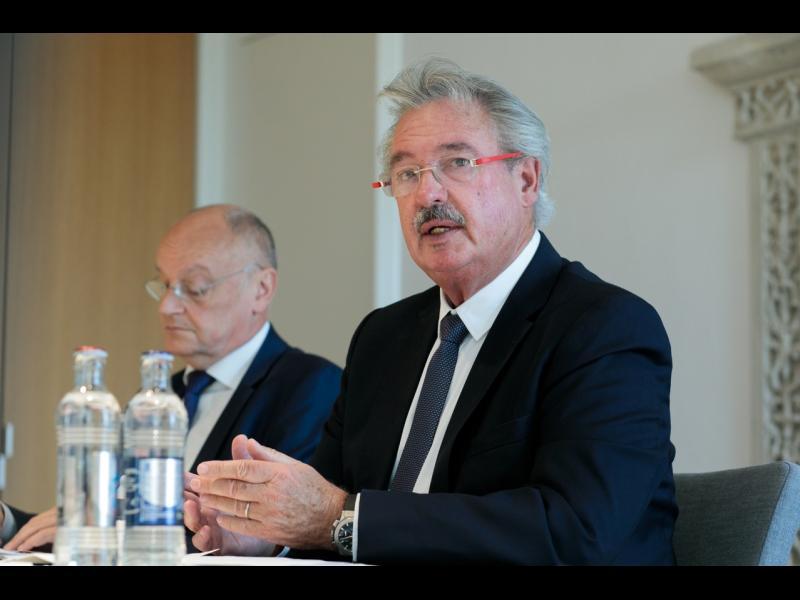 Люксембург ядоса Помпео. Той отмени европейска обиколка - картинка 1