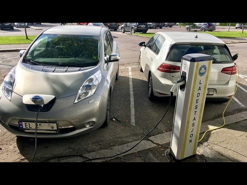 Над 50% от новите коли в Норвегия за 2020 г. са електрически