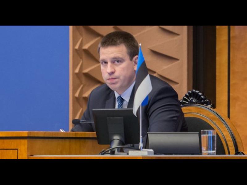 Корупционен скандал събори правителството на Естония