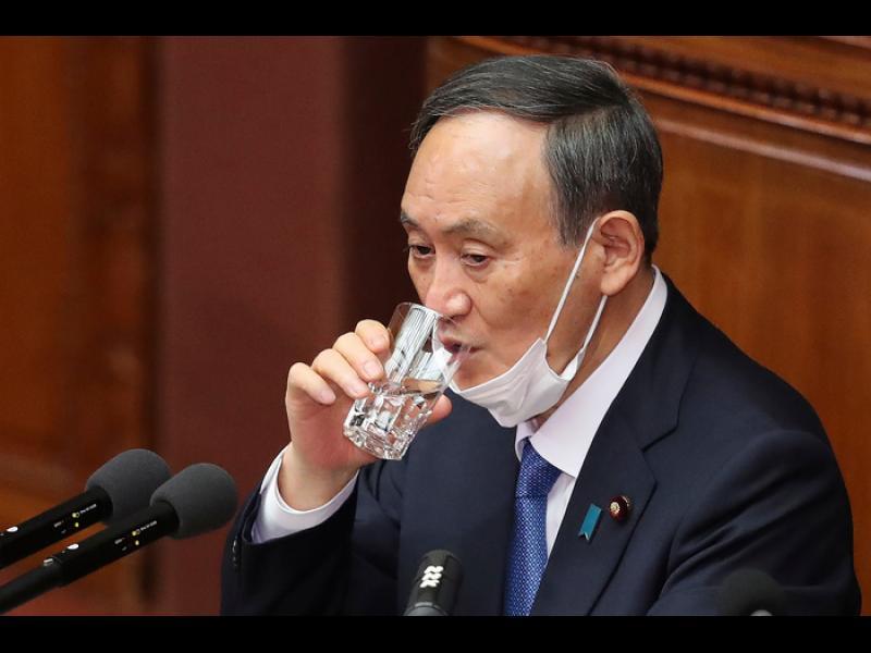 Японският премиер е решен да проведе Олимпийските игри това лято