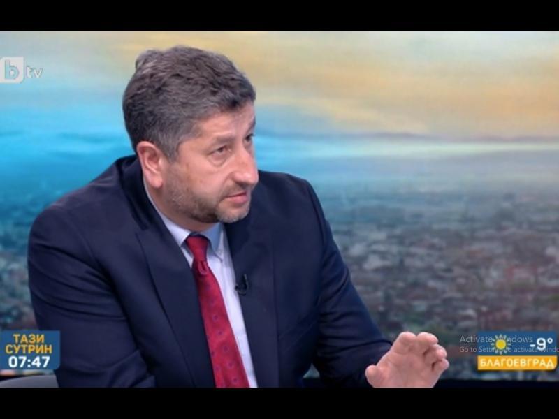 Христо Иванов: Не аз, а прокуратурата трябва да каже коя е Мата Хари