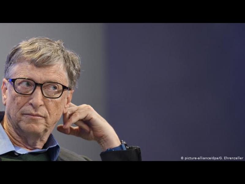 Бил Гейтс за чипирането: Това са налудничави и злобни конспиративни теории