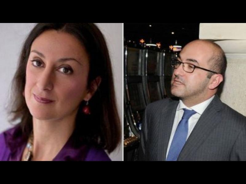 Подсъдим за убийството на малтийската журналистка Дафне Галиция получи 15 г. затвор