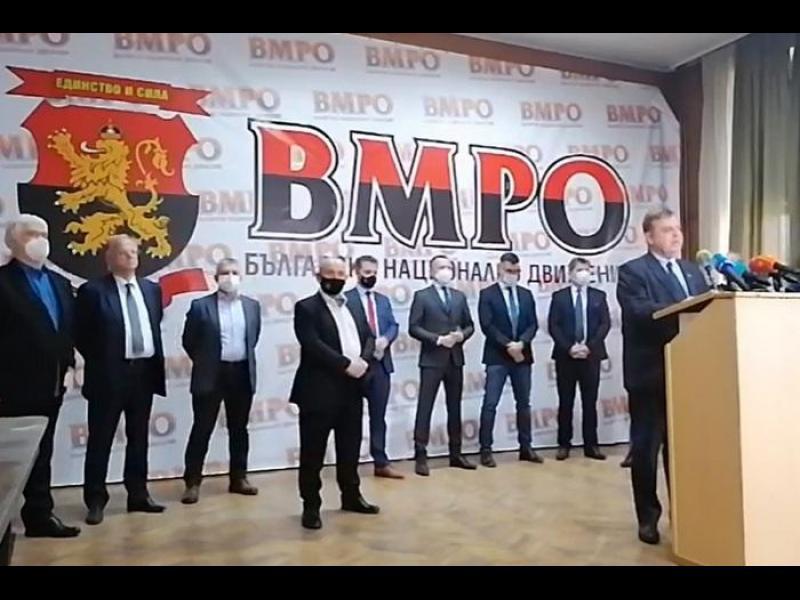 Гражданската листа на ВМРО: разузнавач, РОД, полицай, Кузман Илиев...