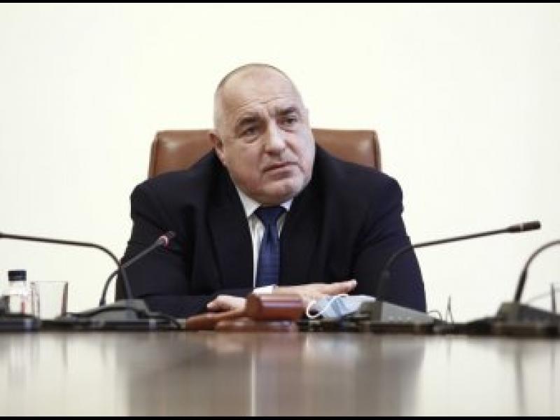 Борисов вижда изход от кризата през април или май. Може и през юни