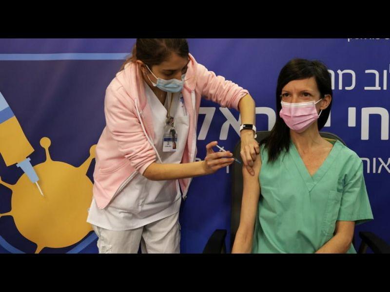 Израел отчете 94% спад на заразените след ваксинацията срещу COVID-19