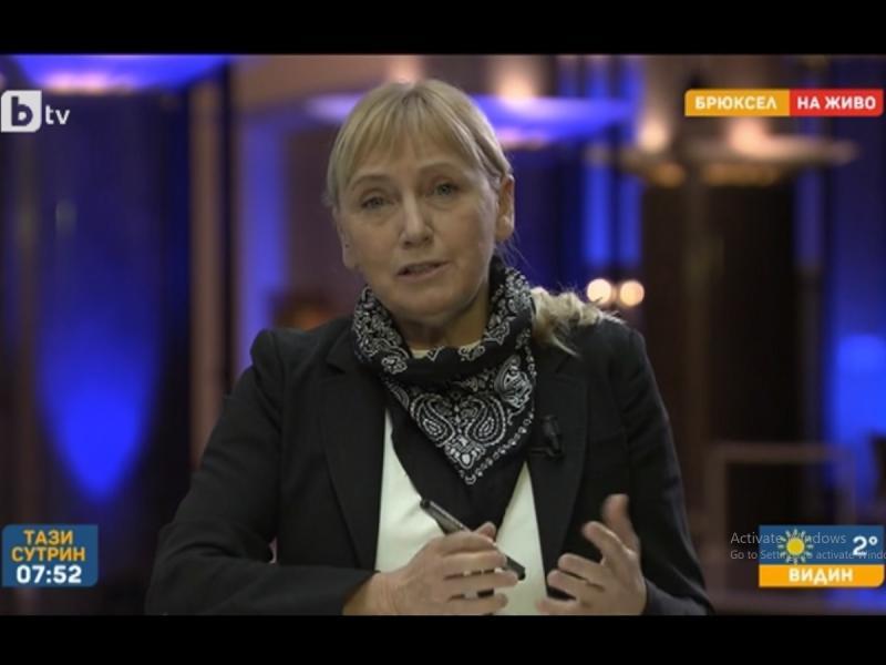 Елена Йончева: Нинова не подкрепя Радев, защото има договорка с Борисов за бъдещо управление
