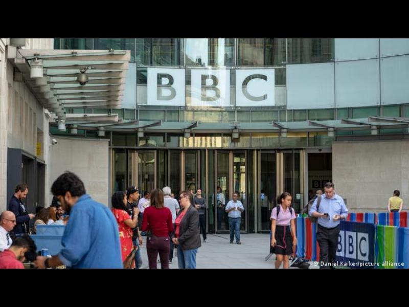 Китай забрани новините на Би Би Си