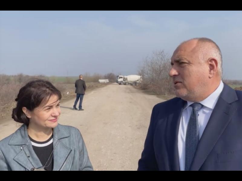 Водач на ГЕРБ във Видин - изгонена от Слави активистка